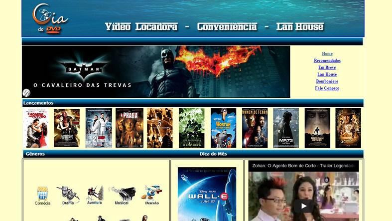 Website Cia DVD