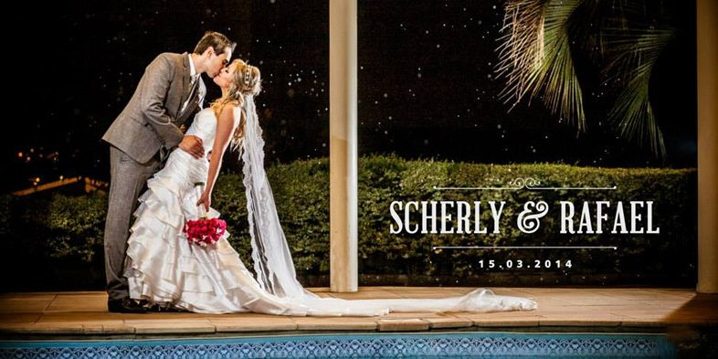 Scherly + Rafael Wedding