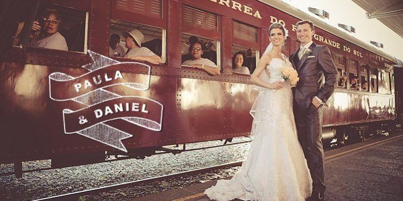 Filme de Casamento - Paula e Daniel