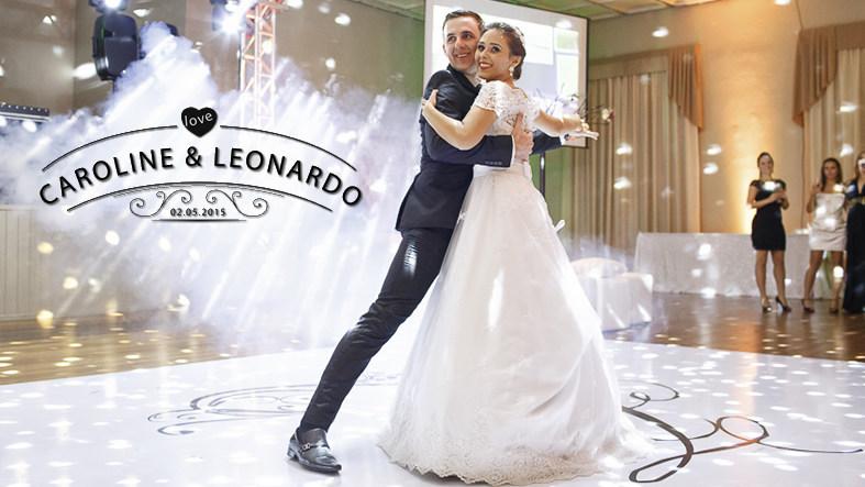 Filme de Casamento - Caroline e Leonardo
