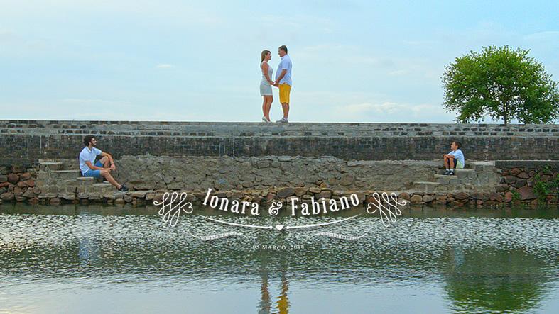 Filme de Casamento - Ionara e Fabiano