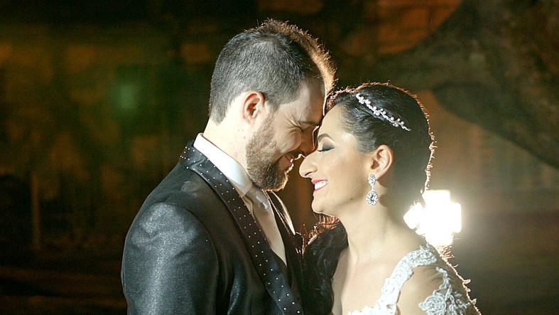 Clipe de Casamento - Daniele e Tiago
