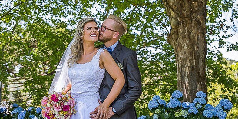 Clipe de Casamento: Sabrina e Altemir