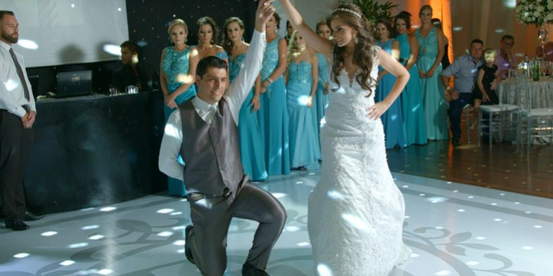 Clipe de Casamento: Daiane e Diego