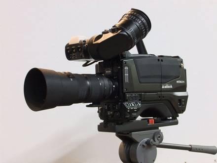 Pra que parar em 4K? Esta câmera da Hitachi filma em 8K. Quem lançará a primeira 16K?